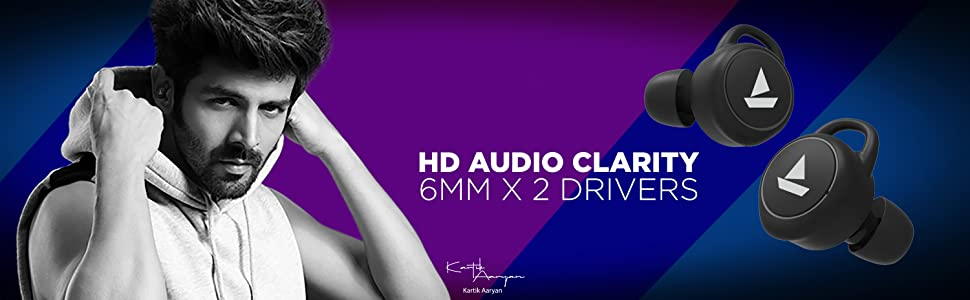 HD Audio Clarity