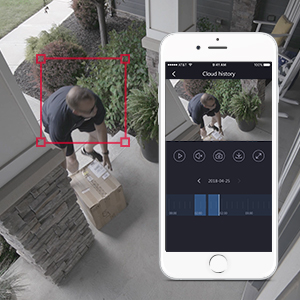 FI9902P motion detection