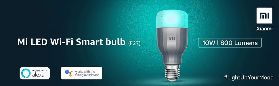 Mi LED Smart Bulb, LED Bulb