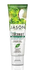 coconut;mint