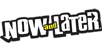 Now and Later Logo