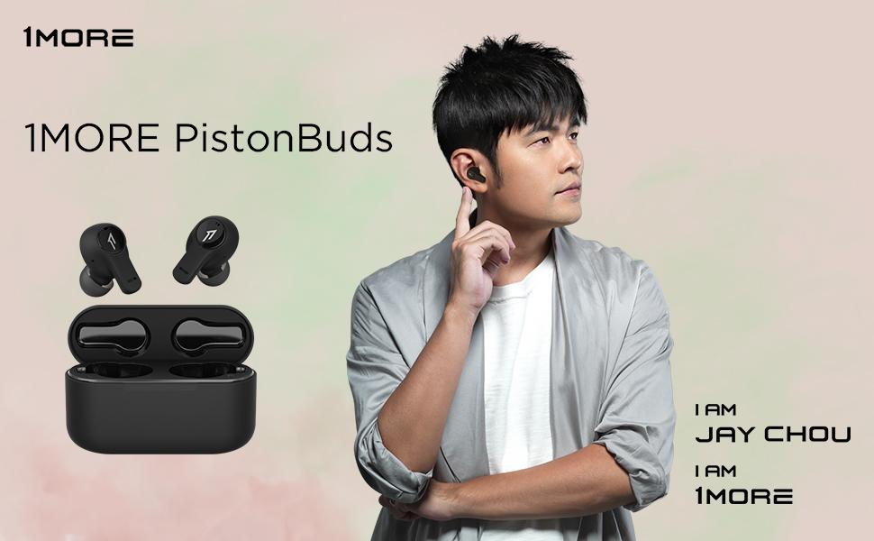 1MORE Pistonbuds true wireless earbuds