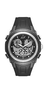 1a95cf5e460b Skechers SR1042 Reloj Análogo Digital Multifunción para Hombre ...