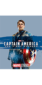 キャプテン・アメリカ/ザ・ファースト・アベンジャー MovieNEX