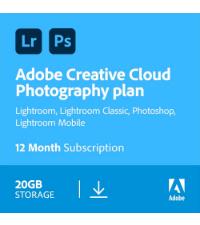 Photography plan 20GB