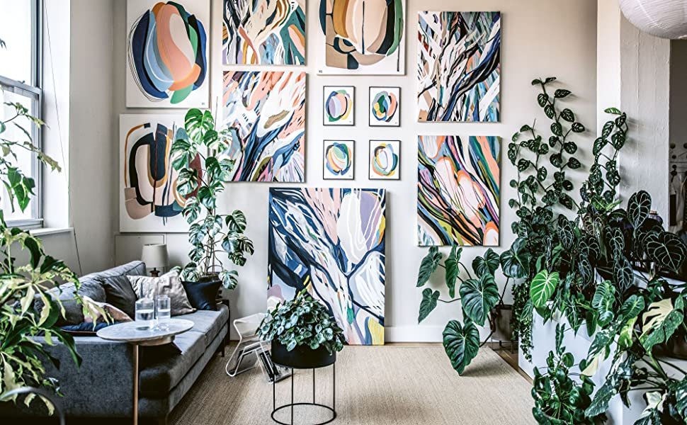 Wild at Home, Wild Interiors, Hilton Carter, plants and styling, plants and interiors, indoor jungle