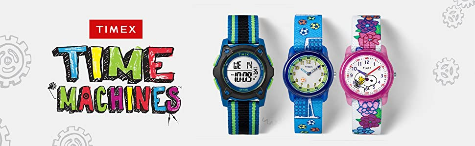 TImex Time Machines Kids' Watches