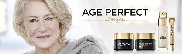 Age Perfect Cell Renewal skincare range, moisturiser, skincare, serum, eye cream