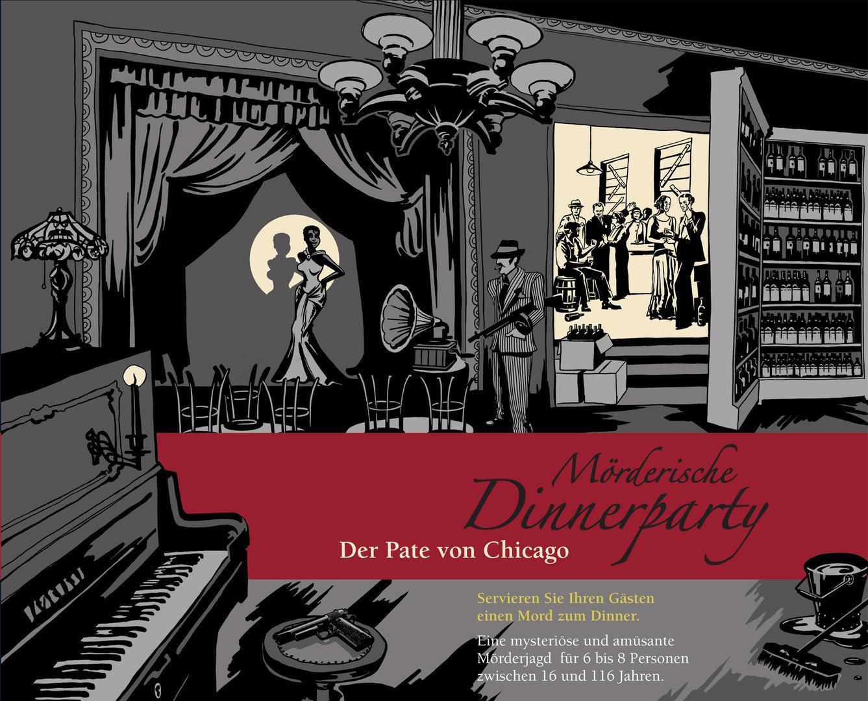 Mörderische Dinnerparty - Der Pate von Chicago: Amazon.de