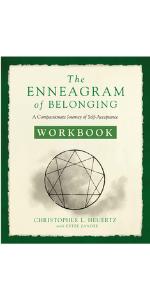 Enneagram of belonging, Chris Heuertz