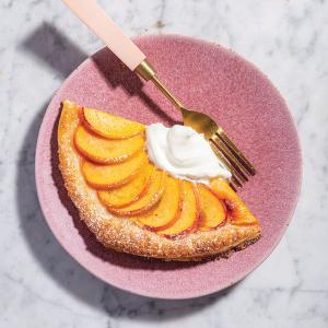 desserts, date night, couples, cookbook, recipes, fruit, tarts, baking, peach