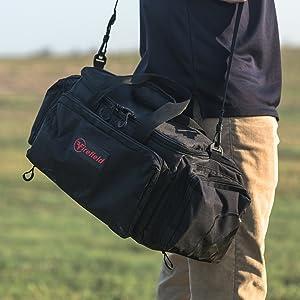 Rifle Range bag golf hunting sports swim gym
