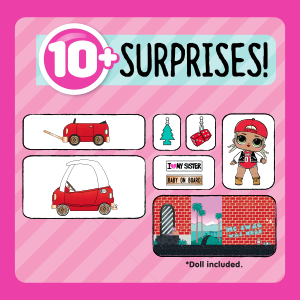 LOL surprise furniture pack