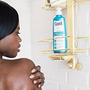 curel hydra therapy wet skin moisturizer after shower lotion end dry skin ceramides extra drys skin