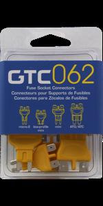 GTC062 Fuse Socket Connectors