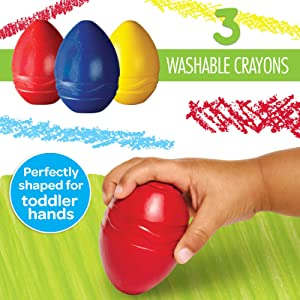 toddler crayons, my first, crayola my first, egg crayons, crayons for toddlers,