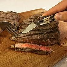 russlock, case russlock knife, pocket knife, clip blade, food prep knife, amber bone