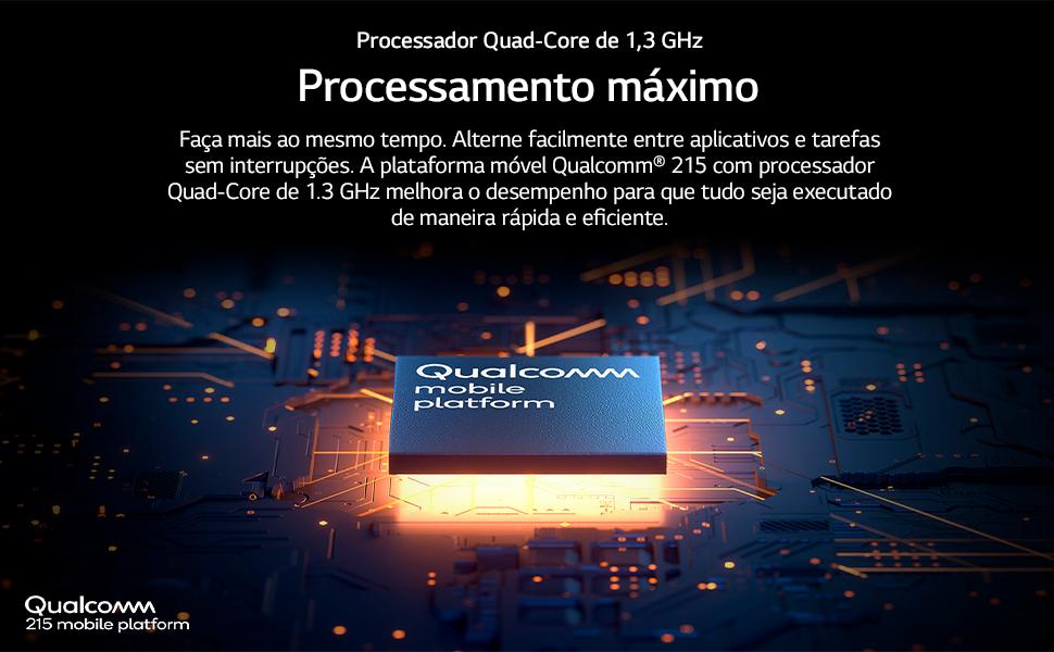 Processamento máximo