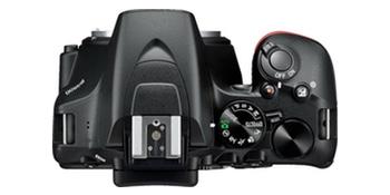 "Nikon D3500 Fotocamera Reflex Digitale con Obiettivo Nikkor AF-P 18-55, F/3.5-5.6G VR DX, 24.2 Megapixel, LCD 3"", SD da 16 GB 300x Premium Lexar, Nero [Nital Card: 4 Anni di Garanzia]"