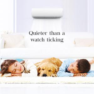 Silent AC, Air Purifier