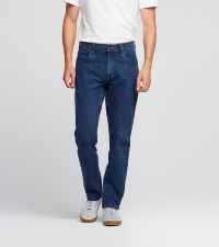 authentic straight jeans men wrangler