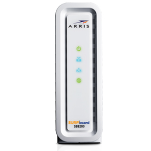 Router Replacement for Whole-Home Coverage Xfinity Spectrum /& Others /&  eero mesh WiFi System 3-Pack Approved for Cox ARRIS Surfboard SB8200 DOCSIS 3.1 Gigabit Cable Modem