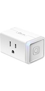 Kasa Smart Wi-Fi Plug Mini