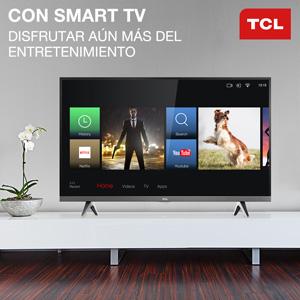 TCL 32DS520F Televisor 80 cm (32 Pulgadas) Smart TV (Full HD, Triple Tuner, T-Cast, Dolby Digital Plus, HDMI, USB): Amazon.es: Electrónica