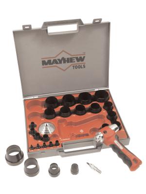MayhewPro 66080 Hollow Punch Set