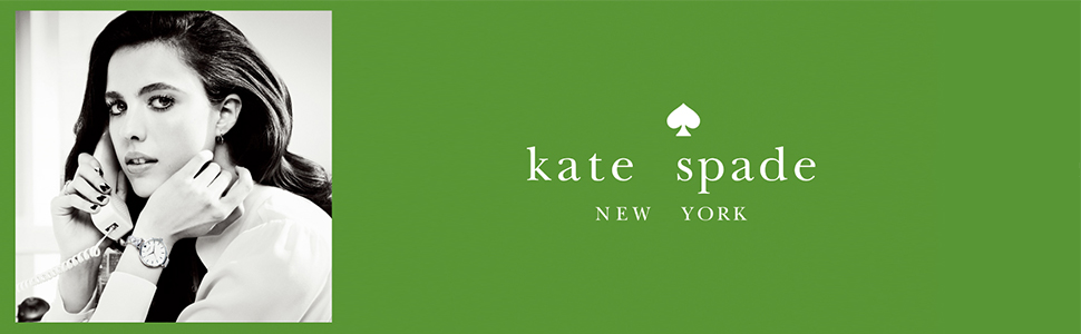 Kate Spade Banner KSNY traditional watches