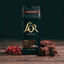 l'or espresso forza koffiebonen