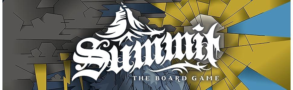 game, board game, summit, figures
