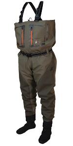 pilot II stockingfoot chest wader