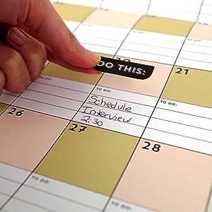December Calendar 2019 With Goals Ready Set Goals! 2019: 16 Month Calendar   September 2018 through