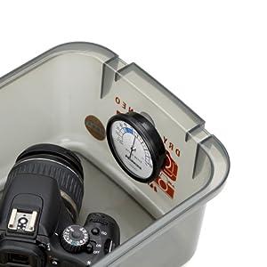ハクバ 湿度計 C-44
