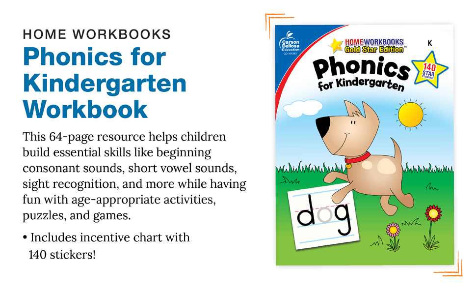 Image of workbook with a short description about the product