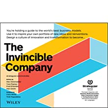 the invincible company, osterwalder, alex osterwalder, alexander osterwalder, strategyzer