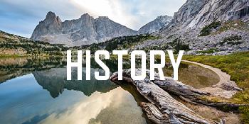 Osprey history