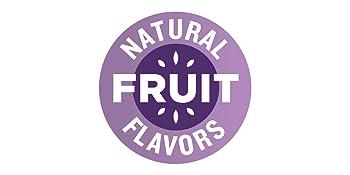Natural Fruit Flavors