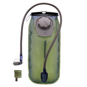 Amazon.com: Fuente táctico WXP 3L Sistema de hidratación de ...