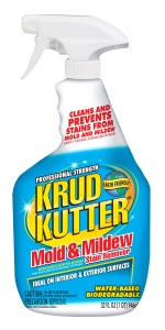 Krud Kutter Mold and Mildew Stain Remover Bathroom and Kitchen Cleaner