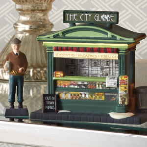 Department 56 Christmas in the City Village Meticulously Crafted