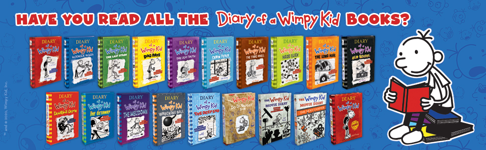 Amazon Com The Meltdown Diary Of A Wimpy Kid Book 13 9781419727436 Kinney Jeff Books