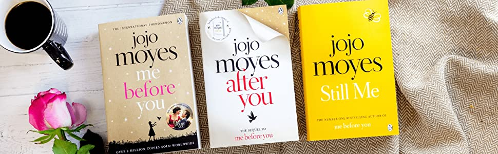 me before you, still me, after you, jojo moyes