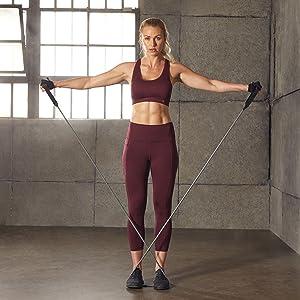 equipment, waist trainer, workout