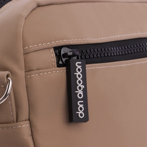 bolso bandolera cremallera resistente don algodon bimba y lola bordada con logo shopper totes mano