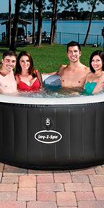 Bestway Lay- Z-Spa Miami 54123 - Spa Hinchable para 2-4 Personas ...