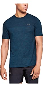 5820a8022 Amazon.com : Under Armour Men's Tech Short Sleeve T-Shirt : Clothing