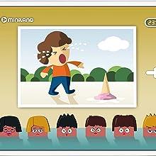 Aprende las emociones, emociones para niños, juego de emociones, juego de construcción