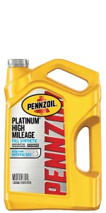 Platinum High Mileage Full Synthetic